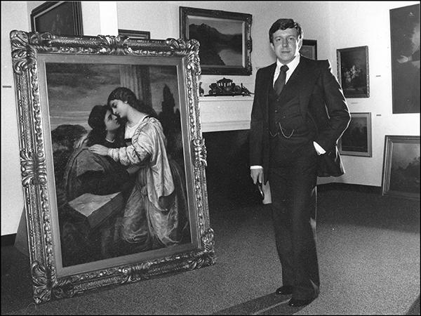 John Rutledge Short Jr. Art Conservator